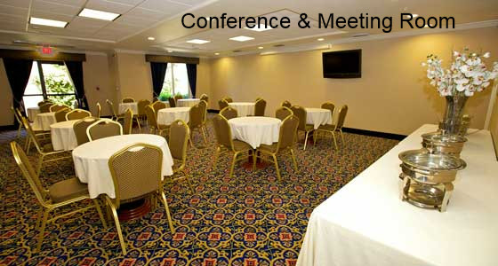 Lathrop CA Holiday Inn Express meeting room
